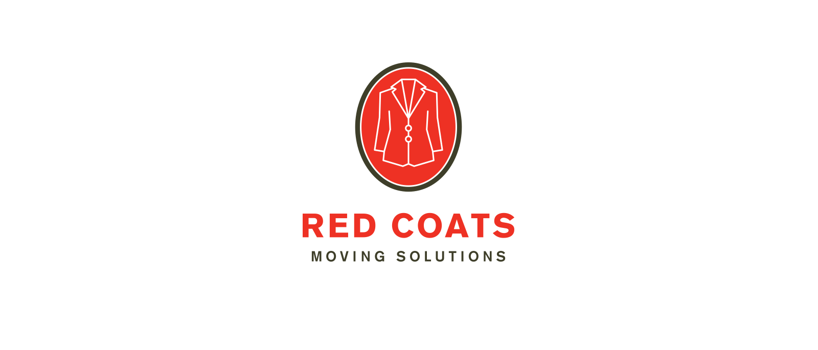 Red Coats Moving Solutions - Identity